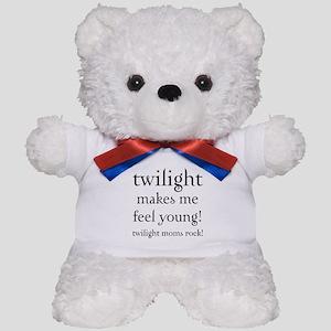 Twilight Moms Feel Young Teddy Bear
