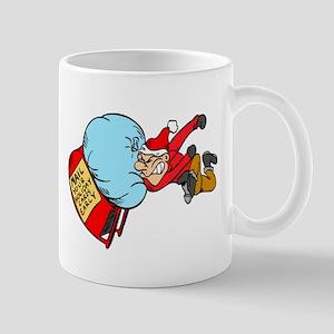 Christmas Post Mug