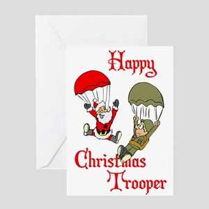 Military Christmas Greeting Card
