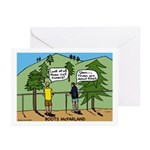 Boots Greeting Cards (Pk of 10)