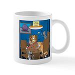 Cards and Cats 11 oz Ceramic Mug