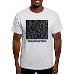 Blackberries Light T-Shirt