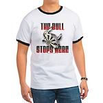 Bull Stops Here Ringer T