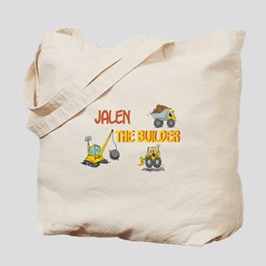 Jalen the Builder Tote Bag