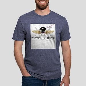 Pilots of the Caribbean Ash Grey T-Shirt
