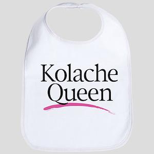 Kolache Queen Bib