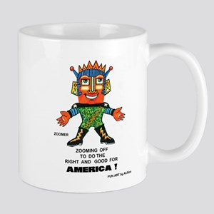 Zoomer for America Mug
