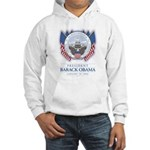 Obama Inauguration Hooded Sweatshirt