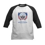 Obama Inauguration Kids Baseball Jersey