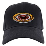 Operation Enduring Freedom Black Cap with Patch