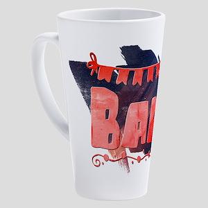 Babe 17 oz Latte Mug