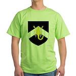 al-Barran populace Green T-Shirt