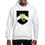 al-Barran populace Hooded Sweatshirt