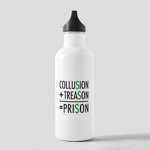 Collusion, Treason, Prison Water Bottle