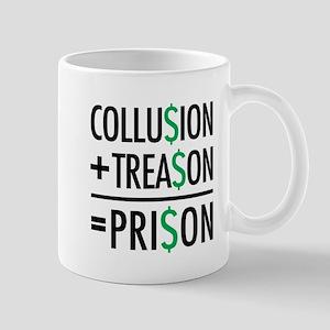 Collusion, Treason, Prison Mugs