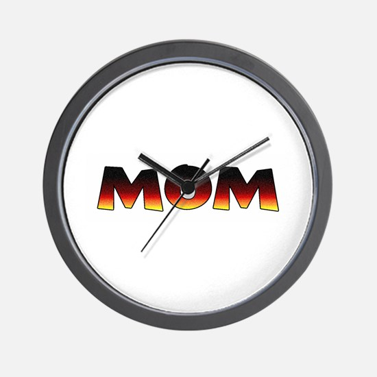 Great Gift: A MOM Wall Clock