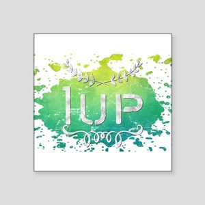 1up Sticker