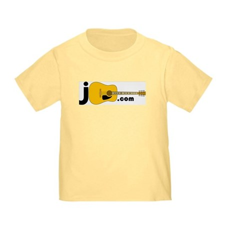 JGuitar.com 2-sided Toddler T-Shirt