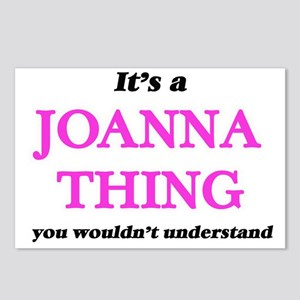 It's a Joanna thing, Postcards (Package of 8)