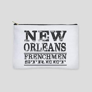 NEW ORLEANS FRENCHMEN STREET Makeup Bag
