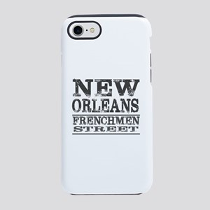 NEW ORLEANS FRENCHMEN STREET iPhone 8/7 Tough Case