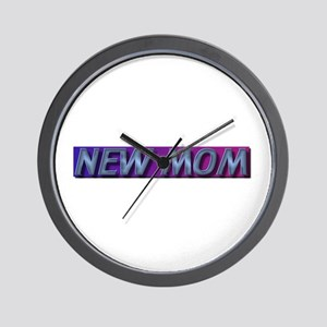 New mom gift Wall Clock
