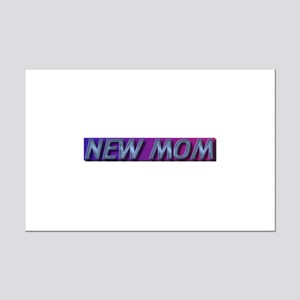 New mom gift Mini Poster Print