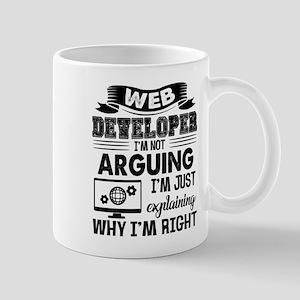 Web Developer Mugs