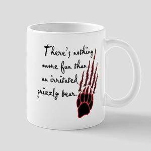 Twilight Irritated Grizzly Bear Mug