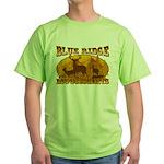 Blue Ridge Mountains DB Green T-Shirt