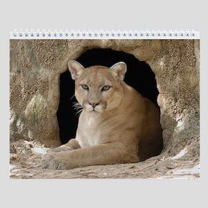 Cougar Wall Calendar
