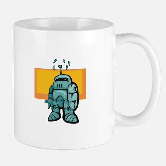 Welcome our new Robot Overloards! Mug