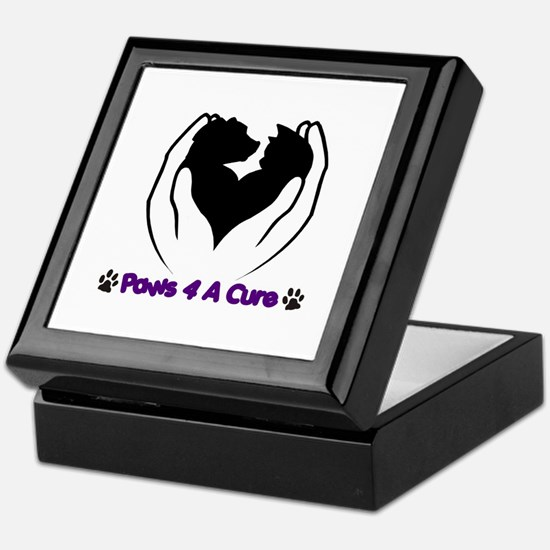 Cute Cure Keepsake Box