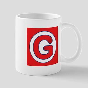Circle Gay Mug