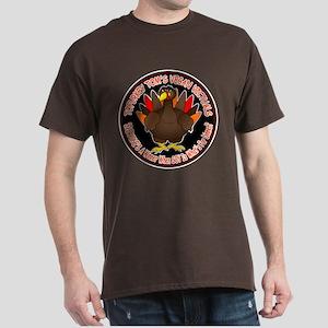 Tofurkey Tom Dark T-Shirt
