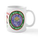 Masonic Christmas 2008 Mug