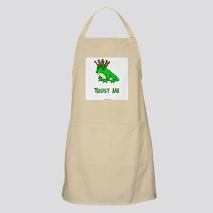 Trust Frog BBQ Apron