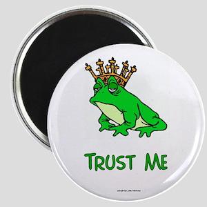 Trust Frog Magnet