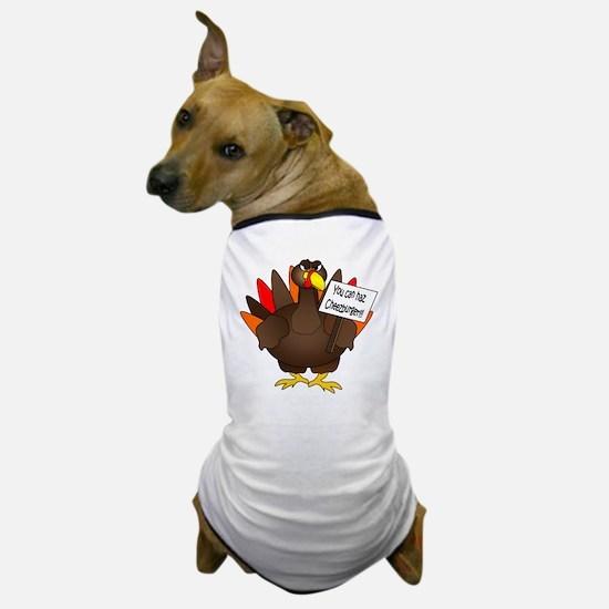 Turkey Burger Dog T-Shirt