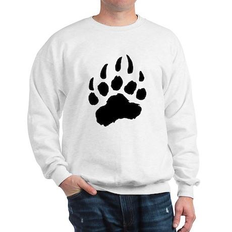 BLACK Bear Paw Sweatshirt