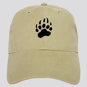 BLACK Bear Paw Cap