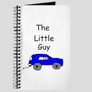The Little Guy Journal