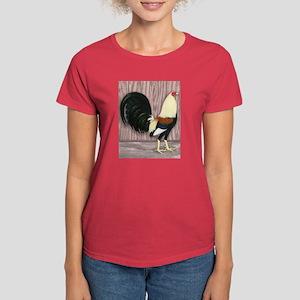 Grey Gamecock Women's Dark T-Shirt