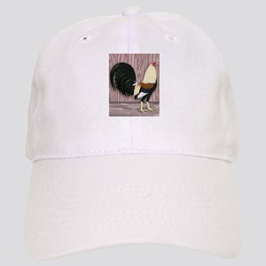 Grey Gamecock Cap
