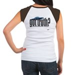 got truth? Women's Cap Sleeve T-Shirt