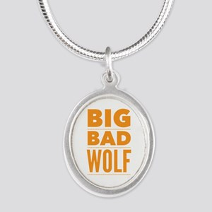 Big Bad Wolf Halloween Idea Necklaces