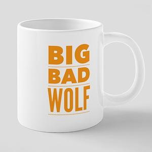 Big Bad Wolf Halloween Idea Mugs
