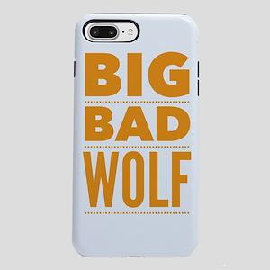 Big Bad Wolf Halloween iPhone 8/7 Plus Tough Case