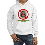 Columbus Not a Hero Hooded Sweatshirt