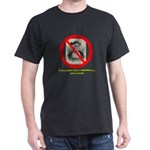 Columbus Not a Hero Dark T-Shirt